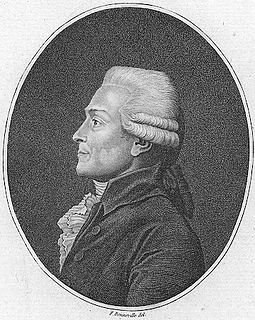 Emmanuel Marie Michel Philippe Fréteau de Saint-Just French revolutionary