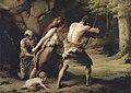 Emmanuel Benner, 1892 - Prehistoric hunt.jpg