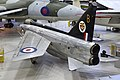 English Electric Lightning F.1 'XM135 - B' (38439946610).jpg