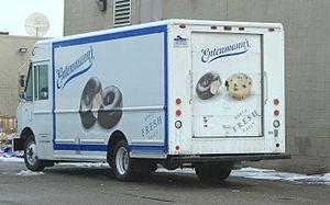 Entenmann's - Entenmann's delivery truck Ypsilanti, Michigan