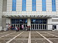 Entrance North 3, Sanchong District Stadium Complex 20181013.jpg
