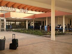 Aéroport International de Bamako-Sénou