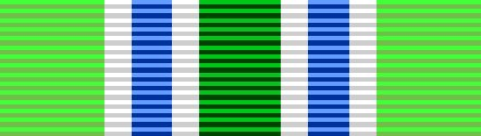 Environmental Protection Agency Distinguished Service Ribbon