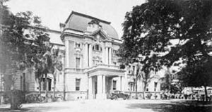 National Museum of Taiwan Literature - The museum was a government building of the former Tainan Prefecture during Japanese rule.