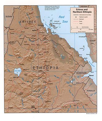 United Nations Security Council Resolution 1430 - Eritrea and northern Ethiopia