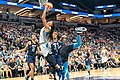 Erlana Larkins (2) shoots the ball in the Minnesota Lynx vs Atlanta Dream game.jpg