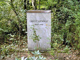 Ernst Gennat German criminologist