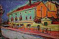 Ernst Ludwig Kirchner, Houses in Dresden (1909-1910).jpg