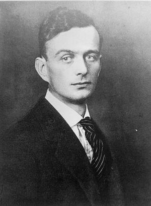 Erwin Stresemann - Stresemann in 1919