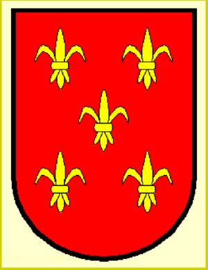 Baltasar Maldonado - Shield of the Maldonado family