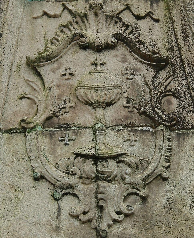 Escudo do reino de Galicia en Ferrol