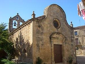 Fulleda - Església de Santa Maria de Fulleda