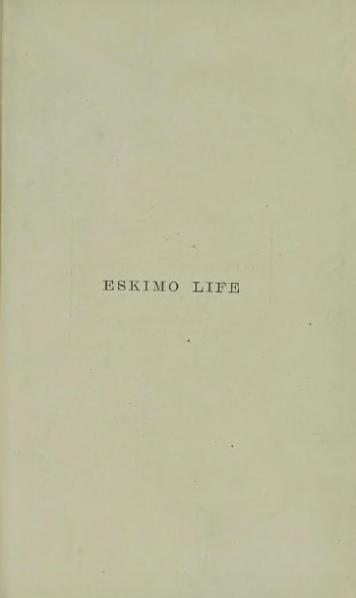 File:Eskimo Life.djvu