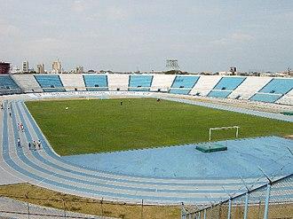 1959 South American Championship (Ecuador) - Image: Estadio modelo ecuador