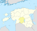 Estonia Viljandi location map.png