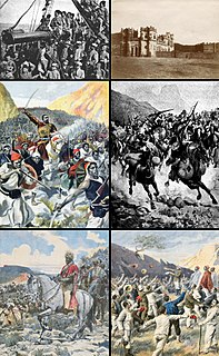 First Italo-Ethiopian War 1895–1896 war between the Ethiopian Empire and the Kingdom of Italy