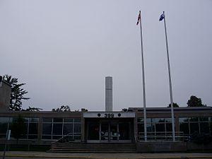 Etobicoke Civic Centre - Image: Etobicoke Civic Centre