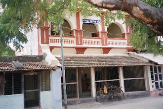 Ettayapuram - The house in Ettayapuram where Bharathiar was born