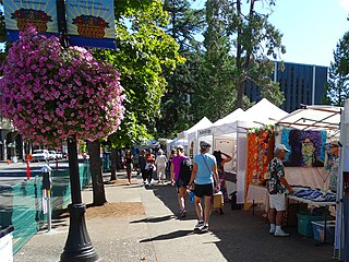 Eugene Saturday Market