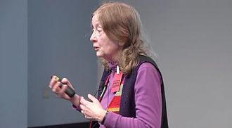 Eugenia Kalnay - Image: Eugenia Kalnay Maniac Talk