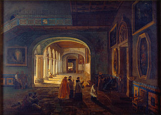 The Antesacristy of the Franciscan Convent