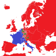 Europe 1799 monarchies, republics and ecclesiastical lands.png