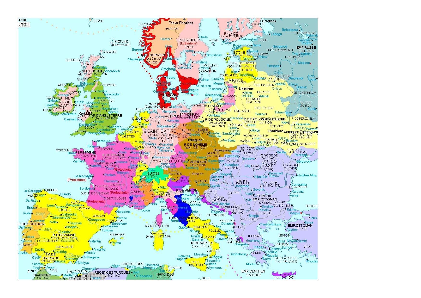 File Europe En 1550 Pdf Wikimedia Commons