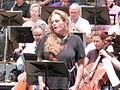 Eva-Maria Westbroek, Ensaio Tristán e Isolda, Palacio da ópera, A Coruña 31.JPG