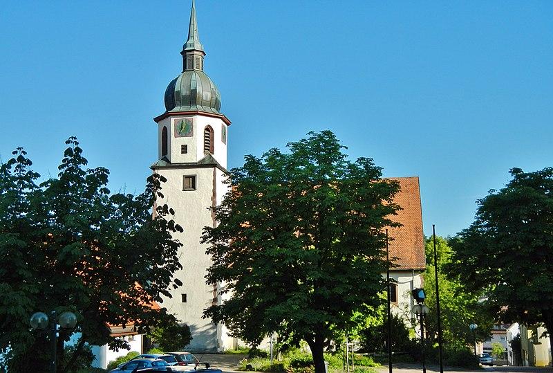 File:Evangelische Kirche in Heimsheim - panoramio.jpg