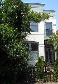 Evans-Tibbs House