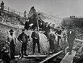 Excavation Oseberg ship 1.jpg