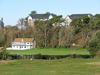 Devon County Cricket Club - Image: Exmouth Cricket Ground geograph.org.uk 1091496