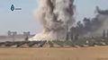 Explosion near silos in southern Manbij.jpg