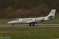 F-GLTK - C550 - La Baule Aviation Valljet