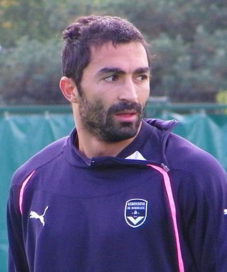 Fahid Ben Khalfallah - Ben Khalfallah with Bordeaux in 2010
