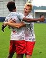 FC Salzburg (U19) gegen KRC Genk (U19) (UEFA Youth League 17. September 2019) 35.jpg