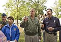 FEMA - 35640 - FEMA Administrator Paulison and Governor Culver speak with Iowa Residents.jpg