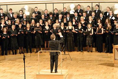 Концерт у великому залі мюнхенського