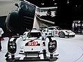 FIA WEC Porsche 919 hybrid and 911 RSR , GIMS 2014 (Ank Kumar) 01.jpg