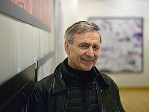 François Boucq - Francois Boucq in 2015