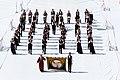 FIL 2012 - Arrivée de la grande parade des nations celtes - Bagad Roñsed Mor.jpg