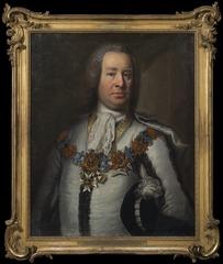 Portrait of Fabian Wrede