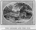Fable of the lioness and the fox LCCN2005692044.jpg