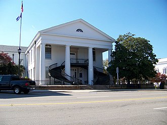 Fairfield County, South Carolina - Image: Fairfield County Courthouse
