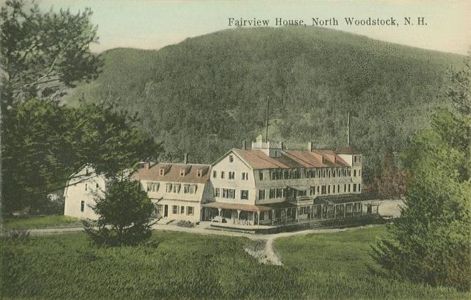 Fairview House, North Woodstock, NH