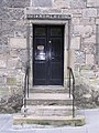 Falkland Village doorway - geograph.org.uk - 1237584.jpg