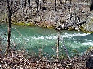 Fall Creek (Middle Fork Willamette River) - Wikipedia