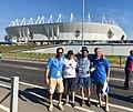 Familia hinchada de Uruguay en Rostov.jpg