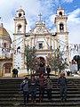 Family Leaving Cathedral - Xico - Veracruz - Mexico (15920324717).jpg