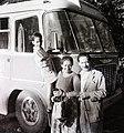 Family photo, 1955 Fortepan 93802.jpg